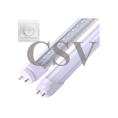 T8 LED tube dimmable 120CM 18W