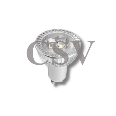 LED GU10 3W1 SPOTLIGHT