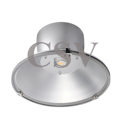 LED high bay light 70W BridgeLux + Meanwell