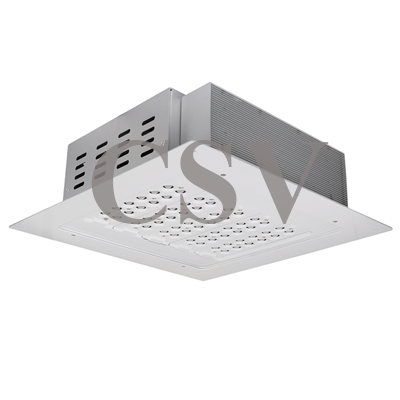 LED canopy light 100W for surface and recessed mount