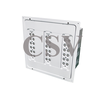 LED canopy light 80W for surface and recessed mount
